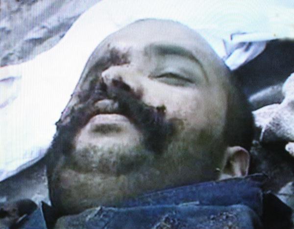 Charles Anthonys Leichnam wurde zur Entnahme von DNA nach Colombo verbracht