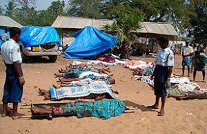 ICG-Bericht: Die Sünden beim großen Sieg Sri Lankas