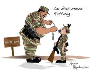 Rehab-Lager für Kindersoldaten geschlossen - letzte Gruppe wurde ihren Eltern übergeben