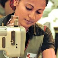 Ex-LTTE-Kämpfer stellen erfolgreich Kleidung für globale Marken her