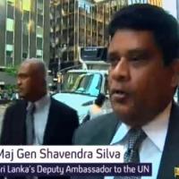 Shavendra Silva als Friedensberater von Ban Ki Moon?