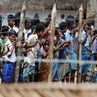 UN soll intervenieren bei Räumung von Menik Farm