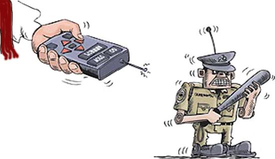 rajapaksa-robo-cops
