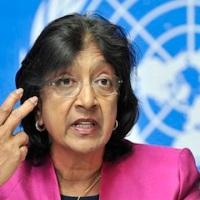 Witwe von LTTE-Kader will Pillay über Verschwundene aufklären