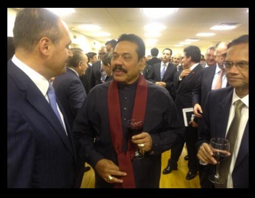 Mahinda-Rajapaksa-Drinks-