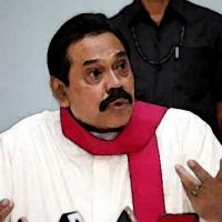 Nisha Biswal sieht Rajapaksa auf die Finger