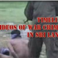 Sri Lankas Kriegsverbrechen: Die Video-Beweise