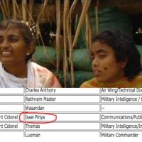 Neue Fotos beweisen: Isaipriya starb nicht im Kampf