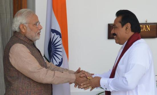 ModiRajapaksa_before