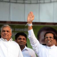 Wahlen in SL - And the winners are: Ranil W. & Maithripala S.