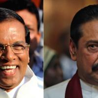Sirisena: Nie wieder korrupte Herrschaft der Rajapaksas