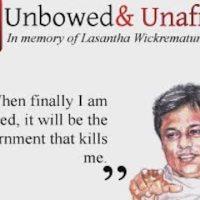 SL-Journalisten: Entschädigung für Rajapaksa Opfer